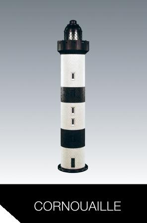 Rêves de phare, modèle Cornouaille, très grand phare, phare géant, mc plast, top déco, décoration restaurant, salon, innovation, durable